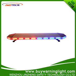 Linear 6 LED Aluminum Light Bar with Permanent Mount