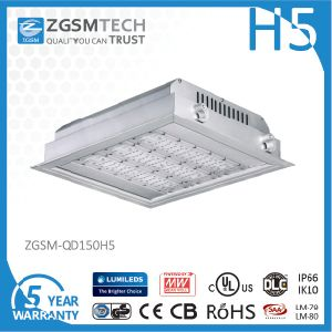2016 Hot Selling 120W LED Canopy Lamp with Meanwell Driver pictures & photos