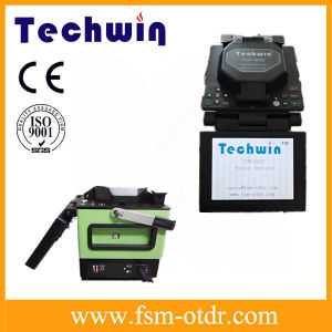 High Performance Fusion Splicer Techwin Fibre Splicers Equal to Sumitomo pictures & photos