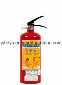 4kg Portable Dry Powder Fire Extinguisher (GB4351.1-2005) pictures & photos
