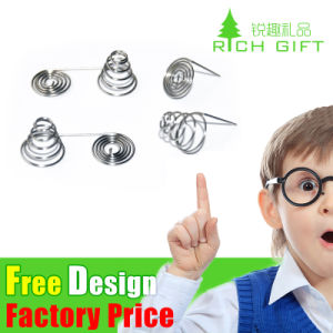 Factory Custom Stainless Steel Flat Spring Battery Leaf Spring Contact pictures & photos