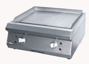 Electric Counter Top Contact Griddle pictures & photos