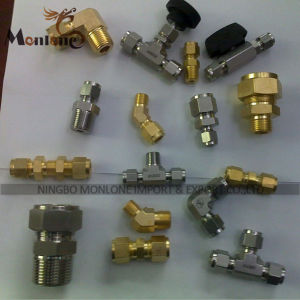Bsp Female 60 Degree Cone Hydraulic Parker Tube Fitting pictures & photos