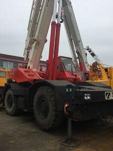 Second-Hand Used Japanese Tadano Hydraulic Mobile Crane Terrain Crane Truck Crane Crawler Crane 50tons