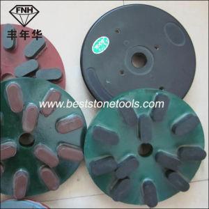 """RW-1 Diamond Resin Polishing Wheel (8""""/200mm) pictures & photos"""