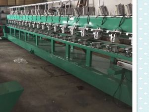 High Speed Computerized Embroidery Machine for Fabric/Cuatain/Cloth pictures & photos
