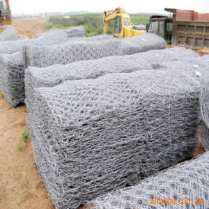 2016 Factory Supply Galvanized Gabion Basket pictures & photos