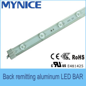 DC24V Back Remitting Aluminum LED Rigid Bar for Advertising Box pictures & photos