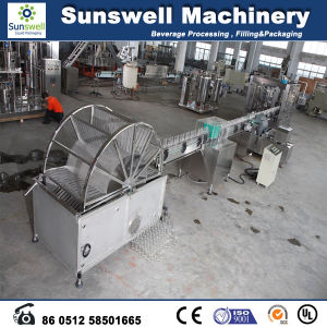 Fully Automatic Glass Bottle Washer pictures & photos