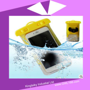 2016 PVC Water Proof Pouch Bag for Promotion (KB-011) pictures & photos