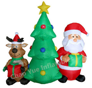 High Qualtiy Christmas Tree Christmas Decoration Inflatable for Christmas (CYAD-1464) pictures & photos