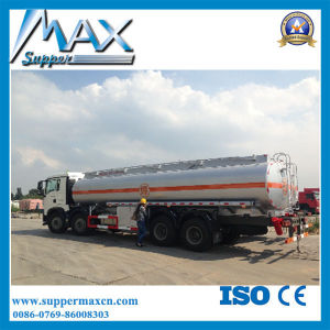 Sinotruk 30cbm Fuel Truck 8*4 290 HP Heavy Oil Tanker Truck Price pictures & photos