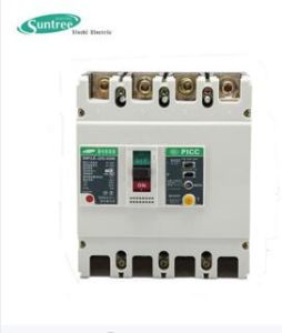 Sm1le Adjust Leakage Operating Current MCCB Circuit Breaker pictures & photos