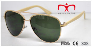 Classical Style and Top Slaes Men′s Metal Sunglasses (MI217) pictures & photos