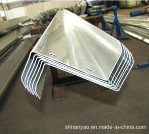 Steel Structure Galvanized Z Channel Cold Formed Steel Purlin pictures & photos