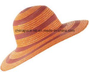 Wheat Straw Sun Hats (CPA_90002) pictures & photos