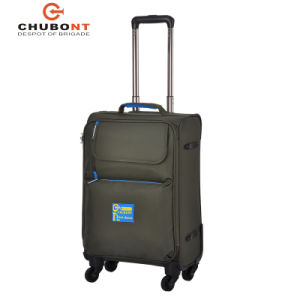 Chubont Best Qualilty Supper Light Rolling Luggage Suit Case pictures & photos