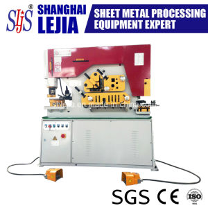 Steelworker, Combined Punch and Shearing Machine (Q35Y Series) pictures & photos