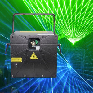 Green DMX Mini Animation Laser Light pictures & photos
