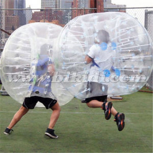Good TPU Bubble Football, Soccer Bubble Ball for Sale D5094 pictures & photos