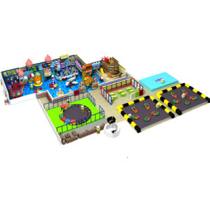 Popular Best Price China Indoor Playground for Kids pictures & photos