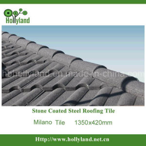 Metal Roof Tile with Stone Coated (Milano type) pictures & photos