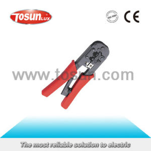 Modular Plug Crimping Tool for Rj11/12/Fj45 pictures & photos