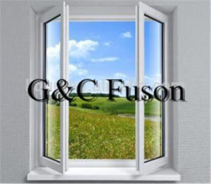 Australian Standard Low Price Aluminum Alloy Frame Window pictures & photos