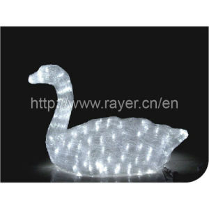 High Waterproof LED Swan Christmas Lights Melbourne 2014 pictures & photos