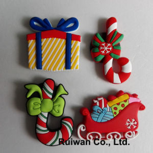 Wholesale Christmas Fridge Magnet for Xmas Gift pictures & photos