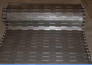 Plate Mesh Belt for Hot Treament, Food Process Machinery pictures & photos