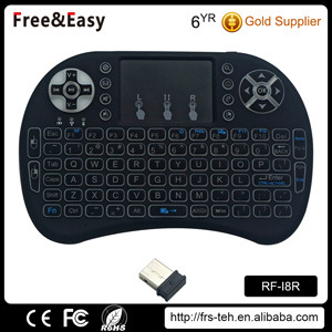 Smart Remote Controller 2.4G Mini Wireless Keyboard Air Mouse pictures & photos