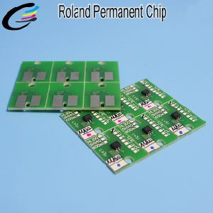 High Quality Permanent Ink Cartridge Chip for Roland Versacamm Vp300 Vp540 CISS Chip pictures & photos