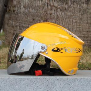 Summer Half Face Helmet Electric Bike/Bicycle Helmet Motorcycle Helmet pictures & photos