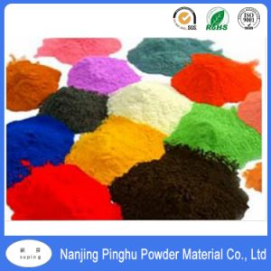 High Quality Black Hammertone Texture Powder Coating pictures & photos