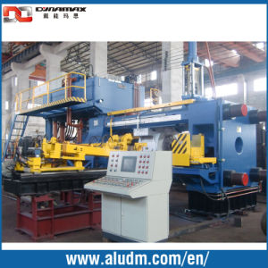 1100 Ust Front Loading Short Stroke Aluminum Extrusion Press Machine pictures & photos