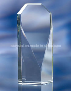 Top Quality Engraving Black Crystal Award Plaque pictures & photos