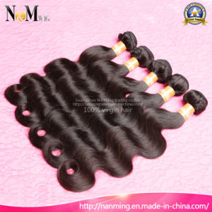 Remy Human Hair Hand Tied Weft pictures & photos