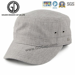 2016 Top Quality Cool Fashion Grinding Washed Army Military Cap with Custom Logo pictures & photos