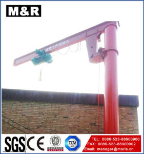 5 Ton Mobile Jib Crane with 360 Degree pictures & photos