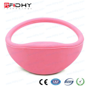 Promotional IP68 Silicone Smart RFID Bracelet & Wristband pictures & photos