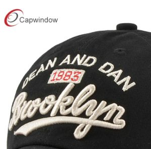 3D Embroidered 6 Panel Baseball Cap with 100% Cotton pictures & photos