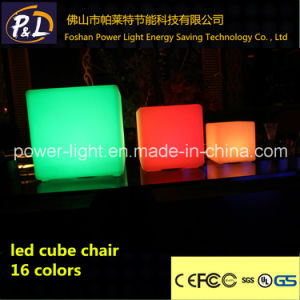 Bar Lounge Furniture Colorful LED Cube Lighting pictures & photos