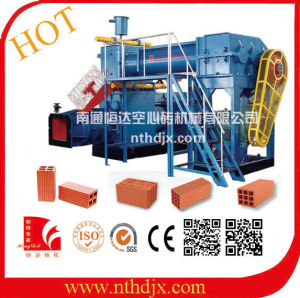 Two-Stages Big Model Hollow Clay Block Forming Machine (JKY60/60-40) pictures & photos