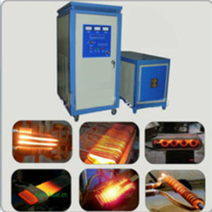 Germany Advance High Frequency Induction Heating Metal Hot Forging Machine pictures & photos