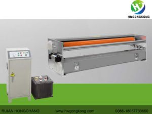 Surface Corona Treating Machine for Film Printing Machine (HW3008 8kw) pictures & photos