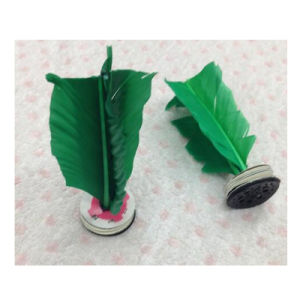 Promotion Feather Kick Flat Head Shuttlecock pictures & photos
