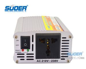 Suoer 500W Modified Wave Inverter Solar Power Inverter for Home Use (SDA-500A) pictures & photos