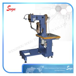 Xs0003 Industrial Shoe Sole Sewing Machine pictures & photos