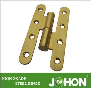 Steel or Iron Hardware H Shower Hinge (110/120X55mm Door Accessories) pictures & photos